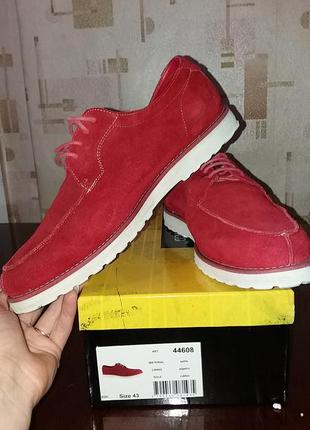 Туфли замшевые antonio biaggi