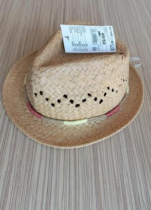 Шляпа детская kiabi