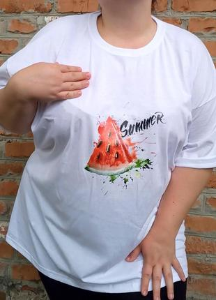 Мега крутая летняя и сочная футболка