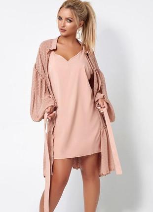 Платье + туника