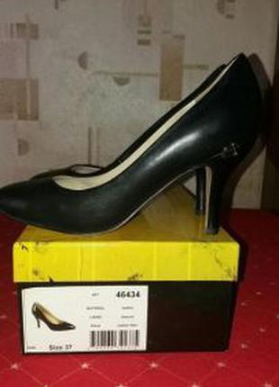 Черные туфли тм antonio biaggi