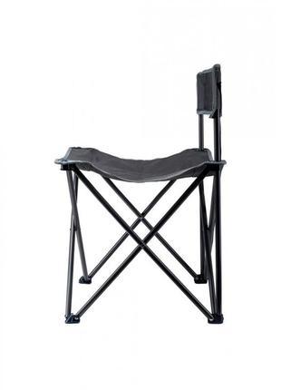 Крісло розкладне martes karrige 73x50x50 cм сірий