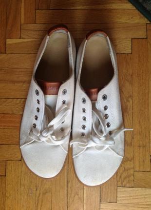 Немецкие туфли кроссовки birkenstock 39 на широкую ногу (26-8.5)