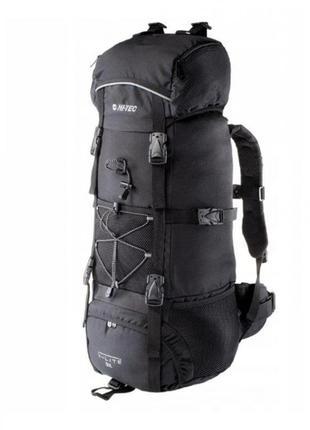Рюкзак туристический hi-tec tosca 50l чорний ft.020.11-tosca-blk