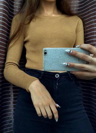 ▪ укороченный свитер topshop