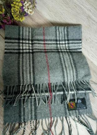 Шерстяной шарфик германия