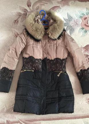 Куртка пальто размер м