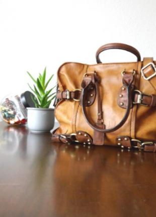 Сумка сумочка  натуральна кожа rieker