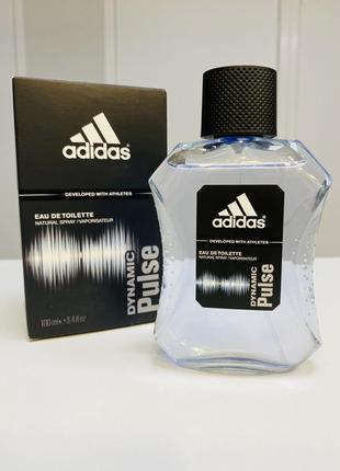Туалетная вода adidas - dynamic pulse/100 мл.