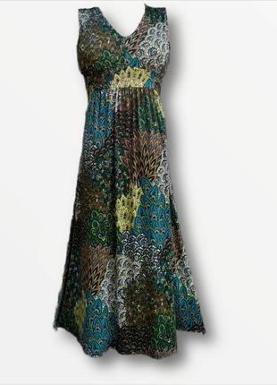 Шикарное красивое длинное платье klass