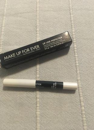 Прозрачный карандаш для контура губ make up for ever