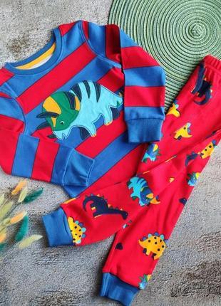 Пижама: реглан и штанишки