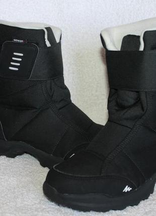 Ботинки термо quechua stratermic оригинал 38р