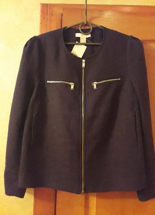 Жакет/ короткое пальто