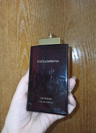 Dolce&gabbana pour femme intense парфюмированная вода 100 мл