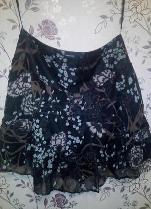 Летняя юбка vero moda