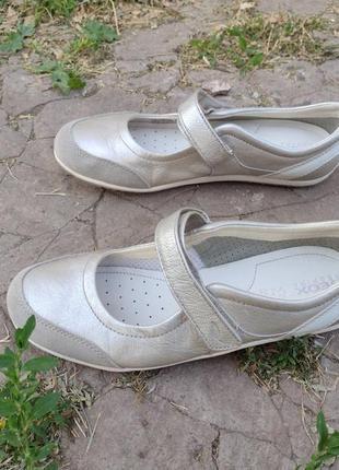 Мокасины туфли туфлі мокасіни geox 25-39