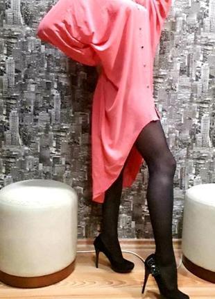 Обворожительное платье туника /производство италия