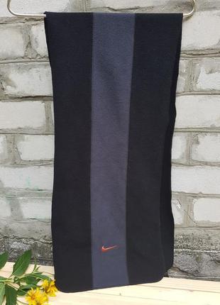 Флисовый шарф nike