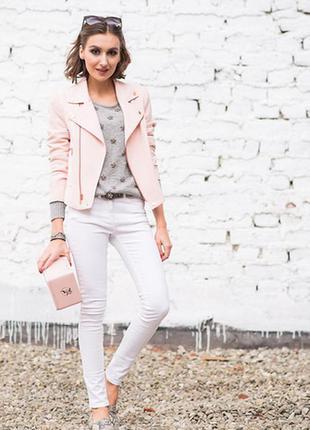 Крутая фирменная косуха 100 % замша/ куртка/ бомбер /косуха/жакет /пиджак /кожаная куртка