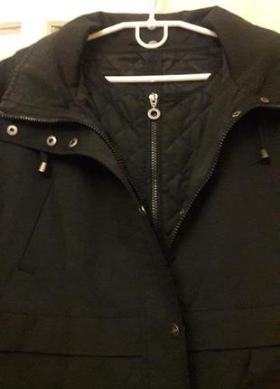 Оригинальное пальто-трансформер  3 в 1 от фирмы dkny (donna karan new york)