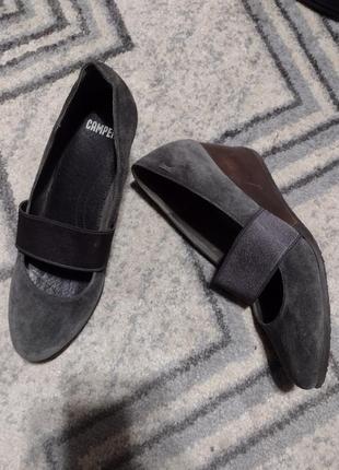 Camper туфли 38 размер, 25 по стельке