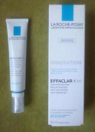 Засіб для догляду за комбінованою та схильною до жирності шкірою обличчя