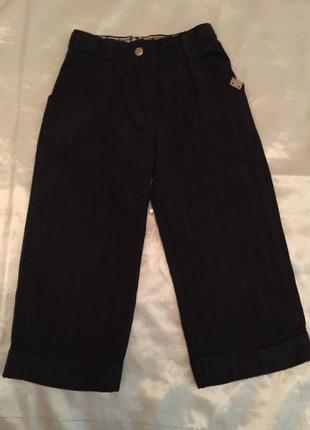 Весенне-осенние брюки burberry 4 года