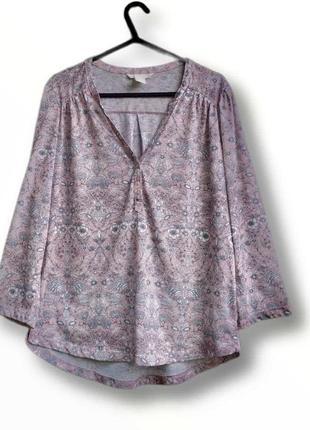 Симпатичная блузка h&m