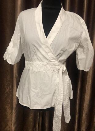 Рубашка кимоно женская можно в школу