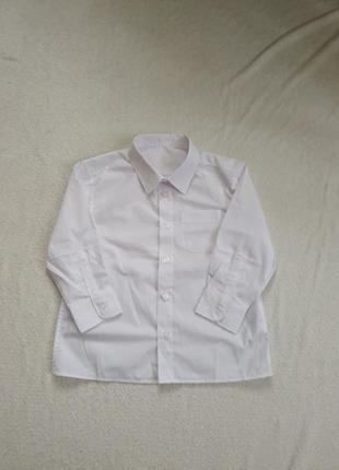 Рубашка для мальчика 4,5 лет