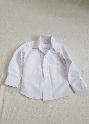 Рубашка для мальчика 2,3 лет