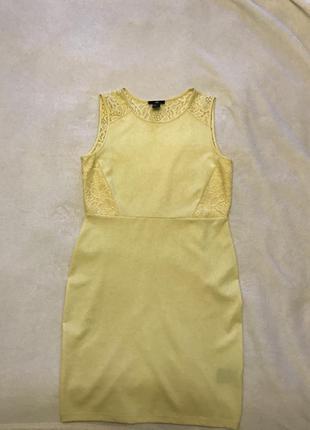 Коктейльное платье от h&m