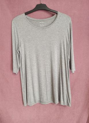 Кофта esmara, серая блуза