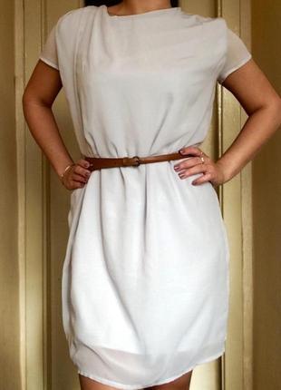 Очень нежное, легкое платье
