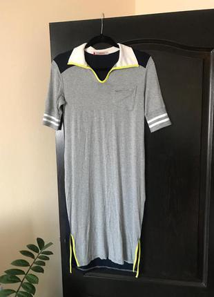 Летнее спортивное платье