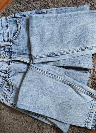 Джинси мом/джинсы