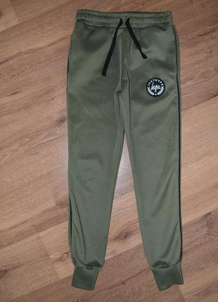 Спортивные штаны hype. рост 134-140 см (9-10 лет).