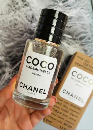 Туалетная вода coco mademoiselle chanel,парфуми, тестер оаэ, духи, парфюмерия