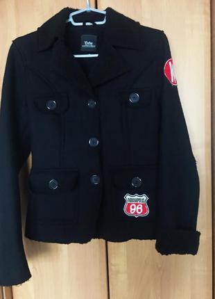Дубленка пиджак/жакет