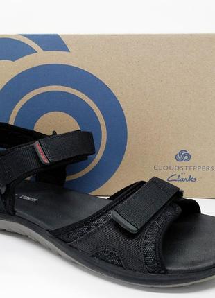 Стильные очень удобные сандалии clarks step beat sun оригинал