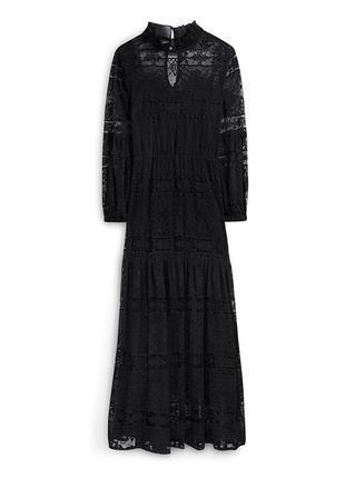 Нереально красивое кружевное платье макси ❤️😍