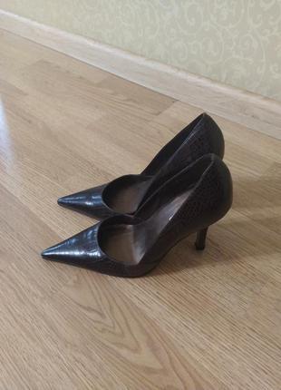 Нереальные кожаные туфли ri🔥