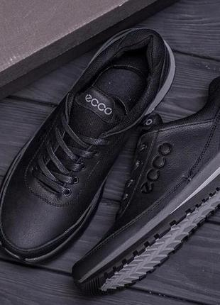Мужские кроссовки из натуральной кожи e-series(40-45р)