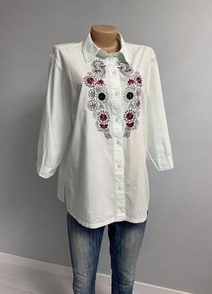 Сорочка-вишиванка 100%котон