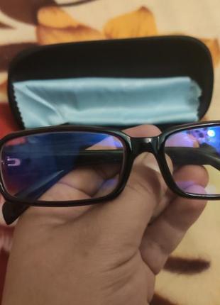 Защитные очки для комьютера