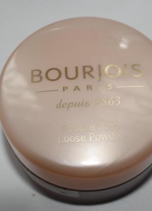 Bourjois пудра рассыпчатая libre оригинал