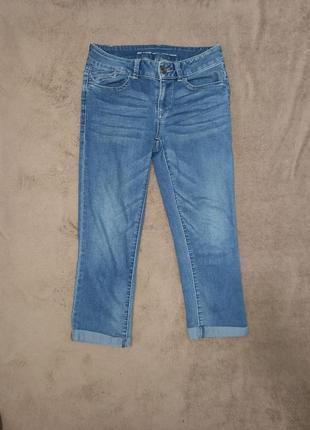 Шорты бриджи капри укороченные штаны супер стрейч