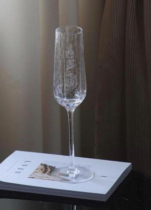 """Бокали для шампанського """"ice"""""""