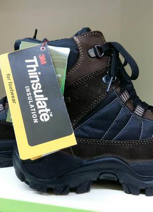 Ботинки зимние для мальчика мембрана тигина